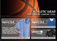 Team Athletic Wear