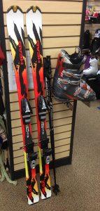 Premium Skis