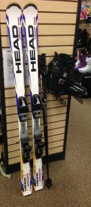 Standard Skis