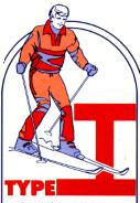 Type I Skier Ability